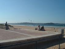 Santander Bay at Somo