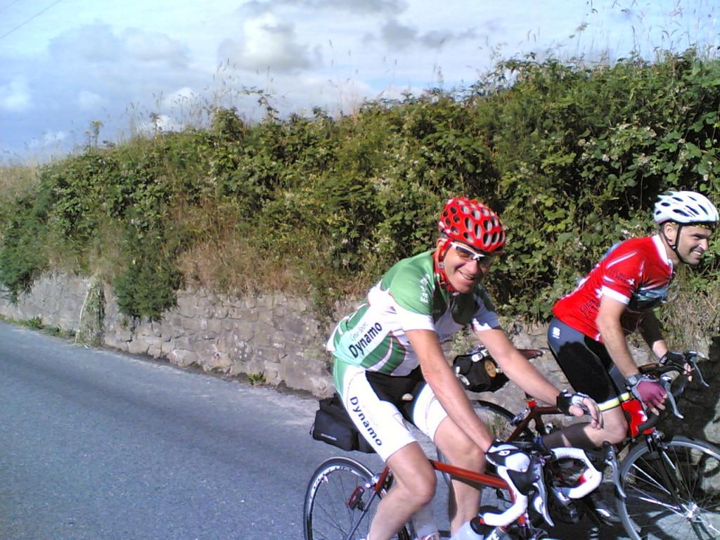 CS Dynamo riders