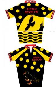 Audax Kernow Jersey