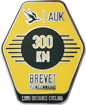 Audax 300km Badge